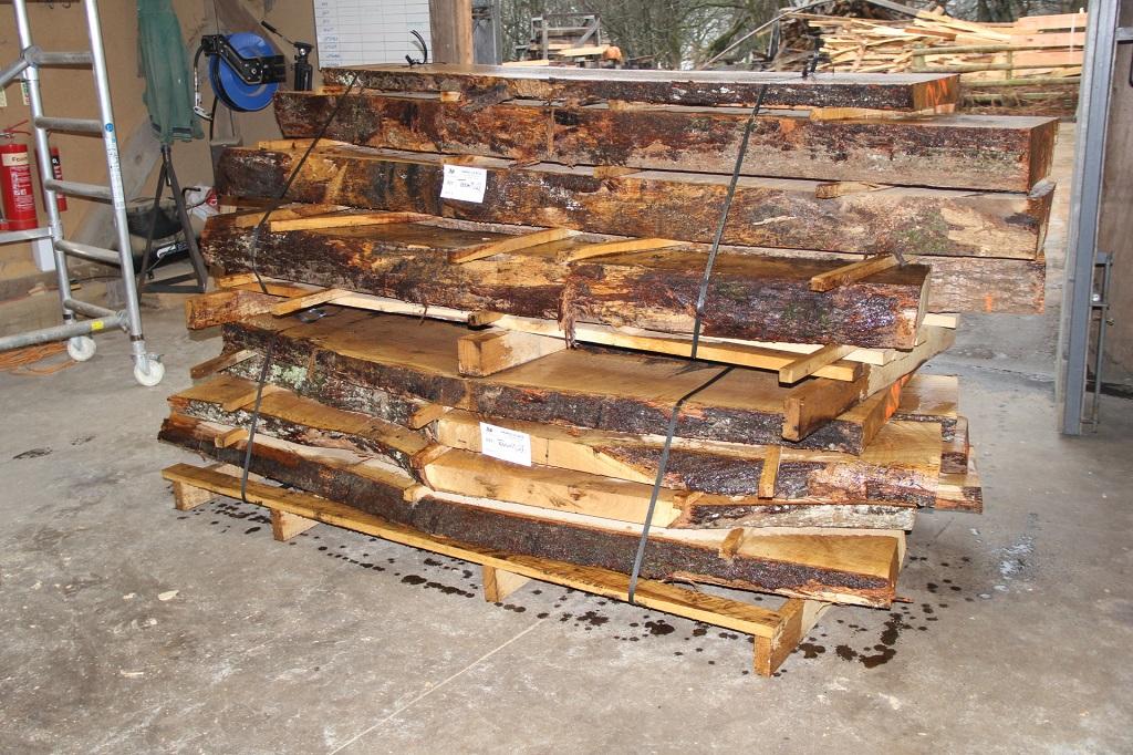 Castle Ring Oak Frame wood