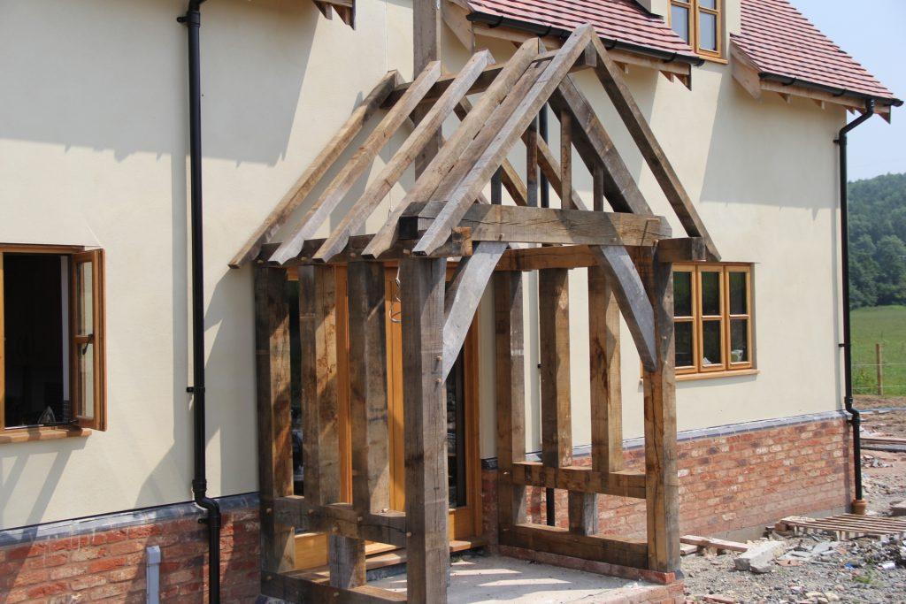 oak porch