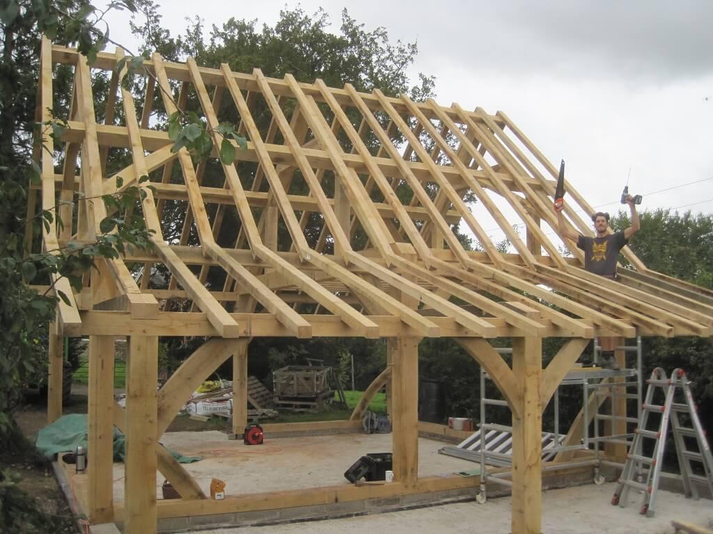common rafters oak