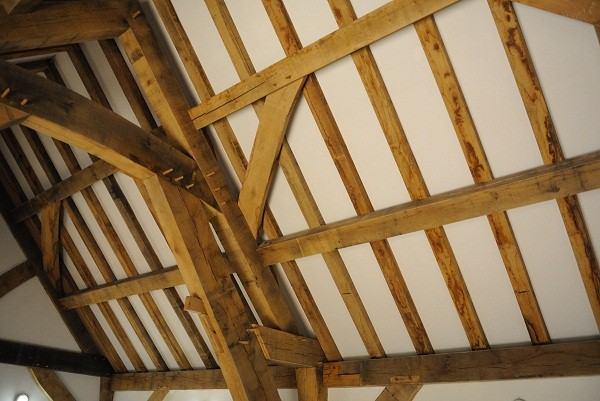 Green Oak Staining On Timber Frames Blog By Castle