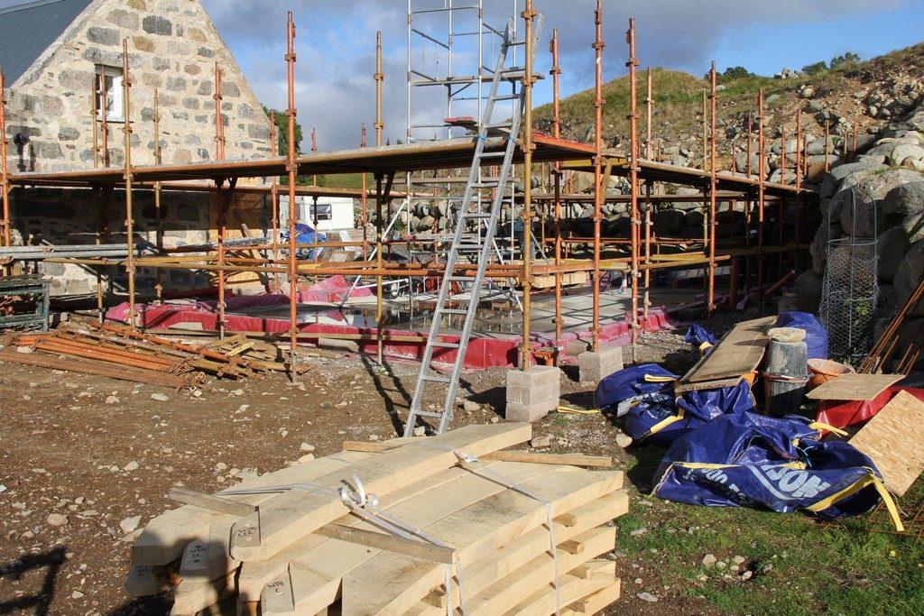 Scottish homebuild
